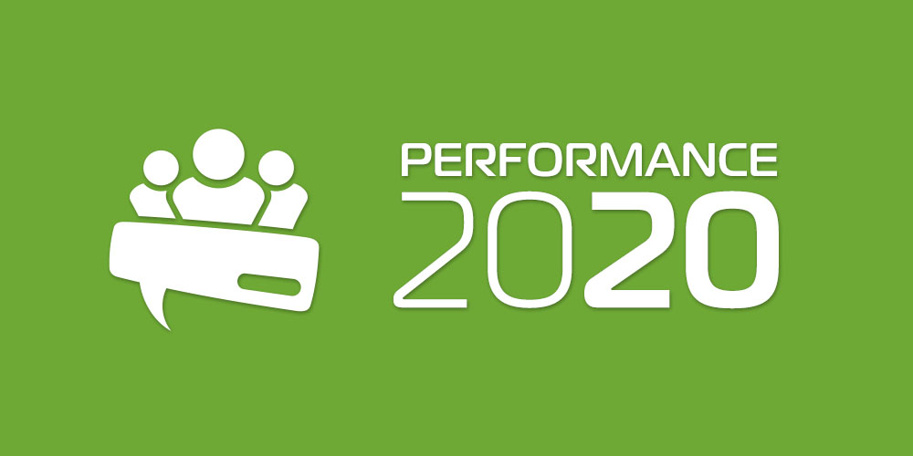 Performance 2020 in Prague - 6th June 2017