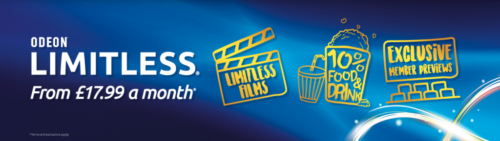 Odeon Limitless Loyalty Scheme