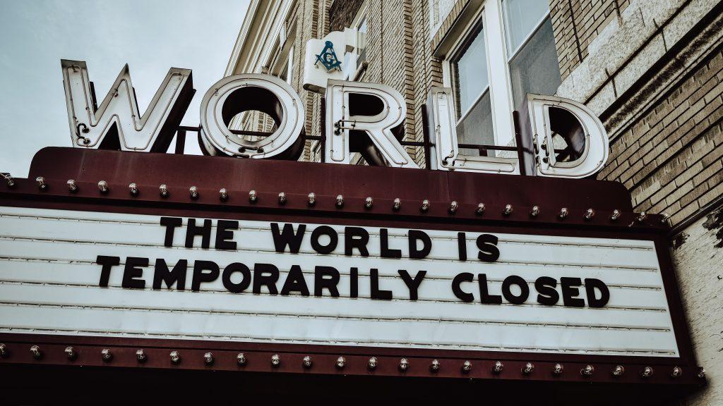 Film Industry 2.0 - No Time To Die