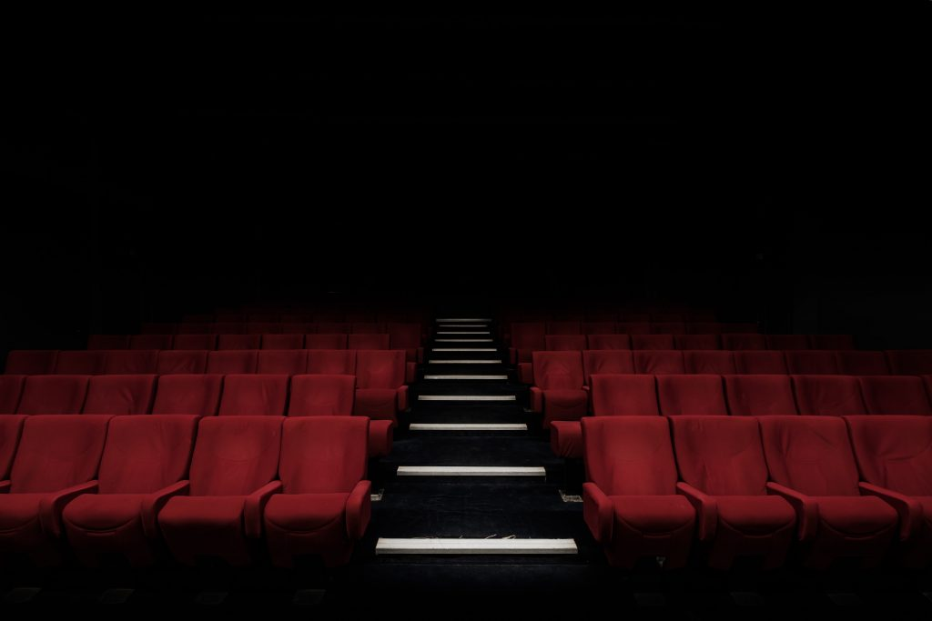 Empty Cinema Seats